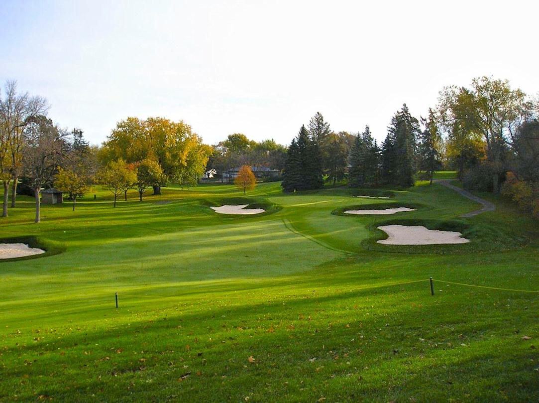 Minneapolis Golf Club fairway