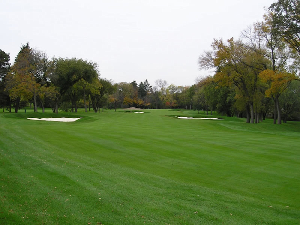 Minneapolis Golf Club hazards