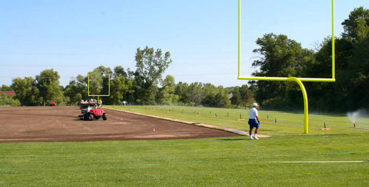 Hartman Companies Sports Turf Services