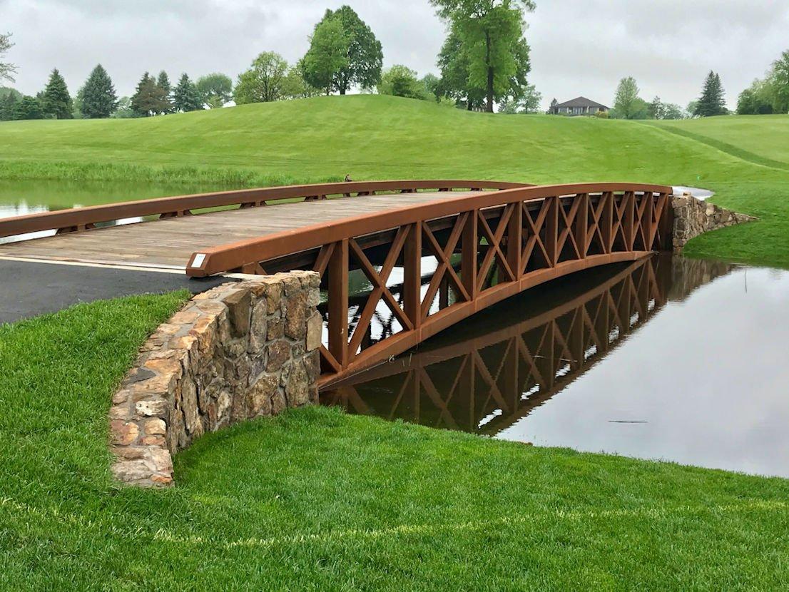 Bracketts Crossing bridge